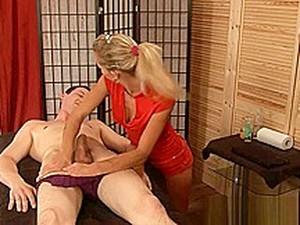 Cfnm Kinky Massage Part 1