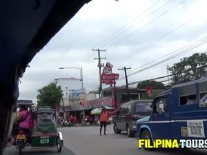 フィリピン人のポルノ,ホテル,シャワー