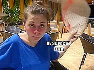 Pikaper Took Russian Drunk Chick In A Cafe And Fucked Her On Camera...