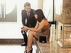 Liv Wild & Seth Gamble In I Don't Want To Talk About It - EroticaX