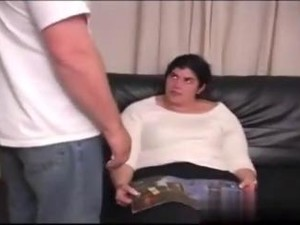 Fat Girl Got Big From Eating Too Much Cum