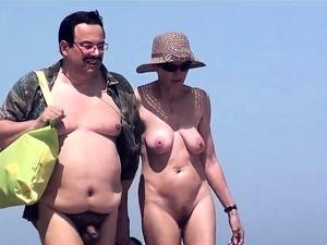 La plaja,Cupluri,Nudisti,Sex afara,In public