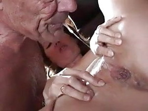 Bisexual Cuckold Couple, Grandpa Fucked By Wife