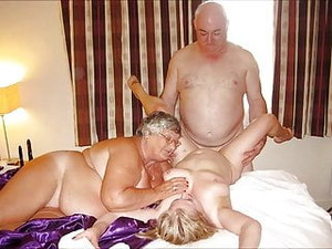 Old Sex Party