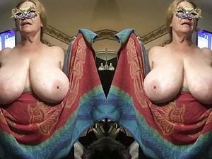 性感胖女人,怀孕,乳房下垂