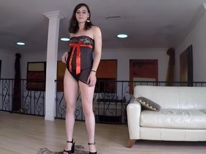 Dancing With The Pornstars: Audrey Holiday