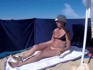 Playa,Maduras,Fuera de casa,Público
