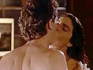 Tracy Scoggins In In Dangerous Company (1988)