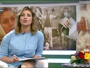 Eva Novodomszky - Sexy Hungarian TV Host