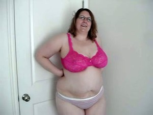 It's Her Fat Body That I Enjoy And This Woman Knows How To Strip Like A Pro