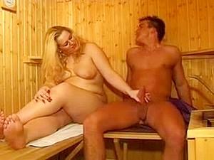 Büyük güzel,Sauna