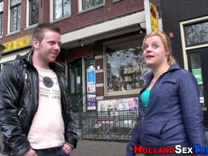 荷兰色情,妓女