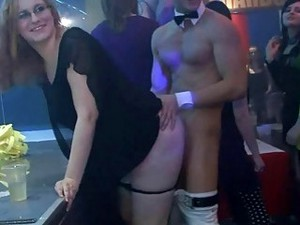 Crazy Sluts Go Wild For Big Tools In Orgy Party
