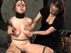 Intensive Punishment For Beauty