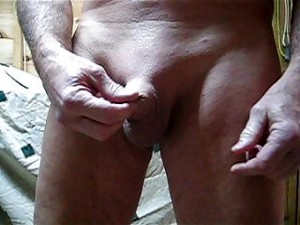 Watch My Tiny Small Flaccid Penis Grow