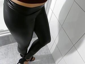 New Wetlook Leggings