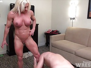 Ashlee Chambers - Wrestling Lessons
