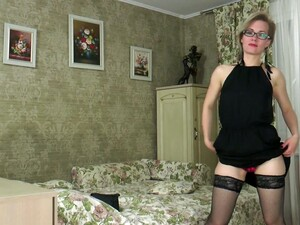 Filthy Wife Lisa Young Is Toying Nasty Twat While Her Husband Is On A Busies Trip