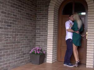 Slender Blonde Karol Lilien Is Making Love Like A Graceful Seductress