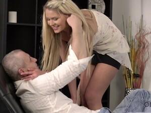 Mature Man Pavel Gets A Chance Of Enjoying Perfect Teen Body