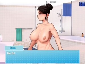 Anime,Banyo,Çizgi film,Anneler,Karı