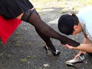 Küssen,Schuhe
