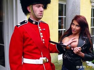 Pornstars Aletta Ocean And Madison Ivy Share One Cock On The Floor