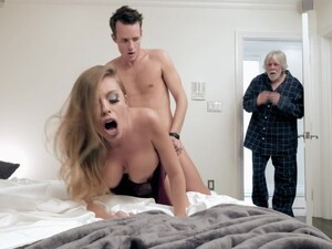 Mommy Tries The Step Son For Some Hardcore