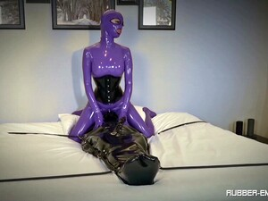 Sexual Abuse Of Stored Rubber Toy