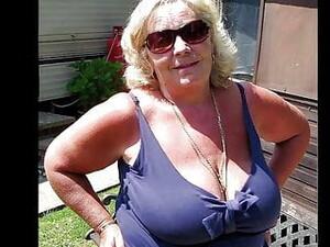Belles grosses femmes,Vieille