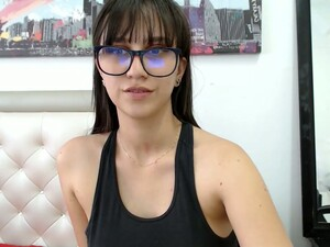 Huge Dildo In Asian Tight Pussy