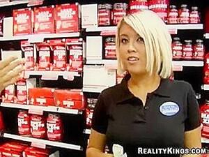 Moneytalks At GNC Store