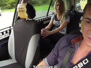 Dilettanti,Blonde,Sesso all'aperto,In pubblico,Taxi