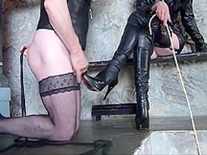 Weibliche Dominanz,Schuhe