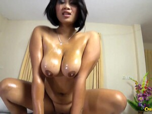 That Thai Vixen Is A Hot Babe Who Happens To Love Fucking Foreign Cock