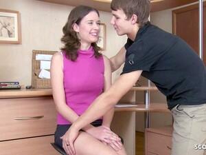 Russian Guy Seduced Beautiful Stepsister