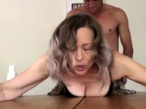 Hard Strapon Fuck - She Got Fucked Too! Full Length Up Now - MIN MOO