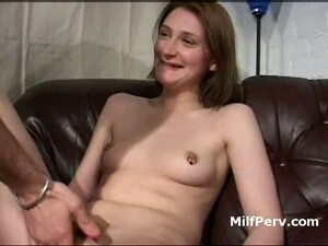 Horny Pierced Tits MILF Gets Cunnilingus And Gives Blowjob