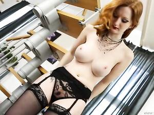 Kinky Mistress In Lingerie Dominates You