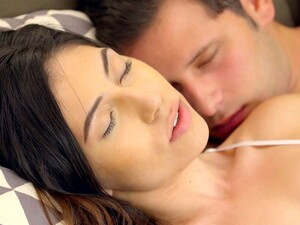 Judy Joli Is Perky Tits Owner Who Is Fond Of Riding Her BF On Top
