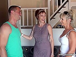 Mature French Woman Gets Her First Anal
