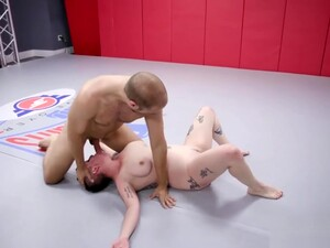 Nikki Sequoia Nude Wrestling And Fucking Indiana Bones