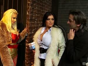 Torrid Hooker Katie Kaliana Takes Part In Crazy Group Sex