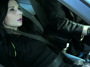 Tattooed Goth Milf Joanna Angel Gets Punished In The Dark BDSM Room