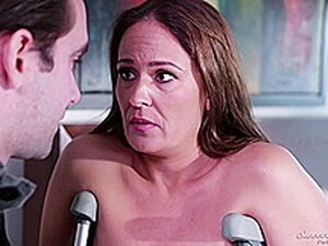 Elexis Monroe - Shower Safety - The Stepmother 14