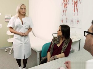 Lady Visits The Doctor & Nurse