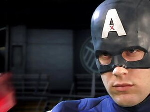 Avengers VS X-Men XXX Parody 2