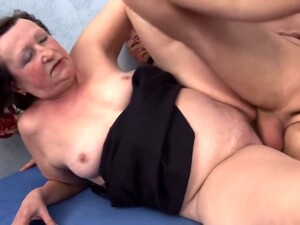 Insatiable, Hungarian Granny Is Well Known For Her Amazing Blowjobs And She Does It For Free