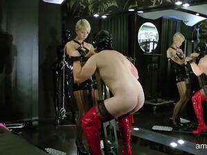 Amatörler,BDSM,Kadın dominasyonu,Alman porno,Tren