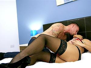 Perfect Tara Blows Has Sensual Sex In A Bedroom